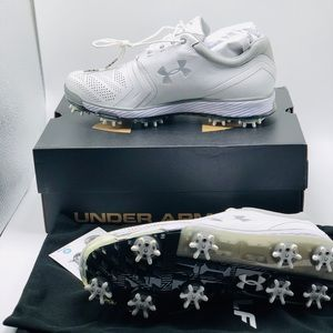 Under Armour Shoes - Under Armour Tempo Tour Golf Shoes with Bag!